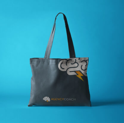 Agency Coach Merchandise Tote | Agency Coach